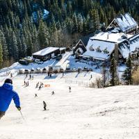 Hotell Fjällgården Ski-In Ski-Out