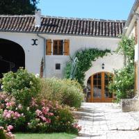 Hotel The Originals Le Relais de Saint-Preuil (ex Relais du Silence)