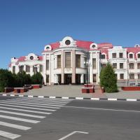 Гостиница Прохоровское поле