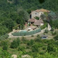 The Vineyard at Pornano