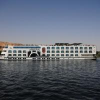 M/S Royal Ruby - 04 & 07 Nights each Monday from Luxor - 03 Nights each Friday from Aswan