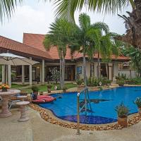 Relaxing Palms Pool Villa 4 Bed