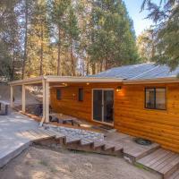 Yosemite's Golden Trout Retreat