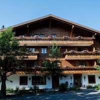 Garni Hotel des Alpes by Bruno Kernen