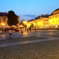 Rint - Centrum Lipowa Street