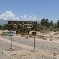 Hostal De Campo San Bernardo