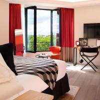 Terrass'' Hôtel Montmartre by MH
