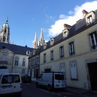 Apartment Centre Historique Bayeux