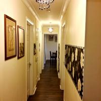 Huntingdon Road Apartment