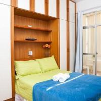 Agradável 2 quartos em Copacabana