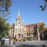Sagrada Familia Sant Pau Park Guell
