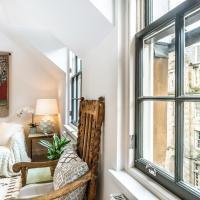 Our Eclectic Castle View Apartment