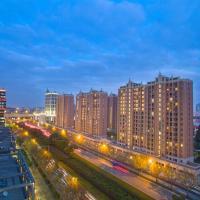 Green Court Place Jingqiao Middle Ring Shanghai
