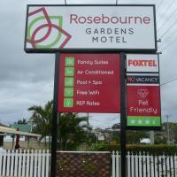 Rosebourne Gardens Motel