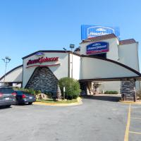 Howard Johnson Express Inn Arlington Ballpark/Six Flags