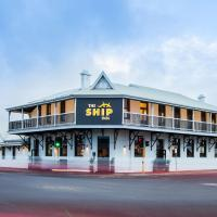 Nightcap at the Ship Inn