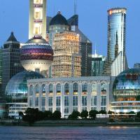 Oriental Riverside Bund View Hotel (Shanghai International Convention Center)