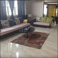 Luxury Bedroom located in House, Gated Community