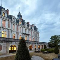 Hotel The Originals Château Saint-Michel (ex Relais du Silence)