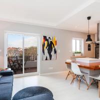 Bright Visconde Apartment