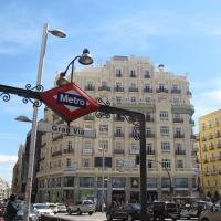 Gran Via Sol Valverde Parking gratis