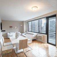 The Ideal 2 Bedroom Getaway by Central Park UWS