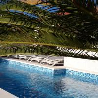 Apartments Villa A - Heating Pool