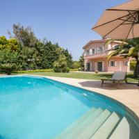 villa freedom in sounio