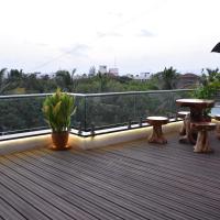 Gulmohar - Luxurious PentHouse (Full AC)