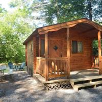 Lake George Escape Two-Bedroom Rustic Cabin 64