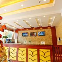 GreenTree Inn Shandong Jining Railway Station Express Hotel
