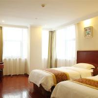 GreenTree Inn Liaoning Dalian Wuyi Square Express Hotel