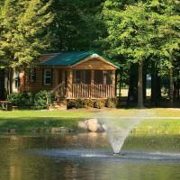 Alpine Lake Lakefront Cabin 6