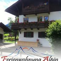 Ferienwohnung Alpin