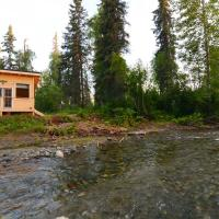 Talkeetna Cabins at Montana Creek