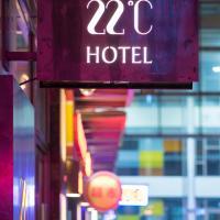 Harbin 22℃ Boutique Hotel