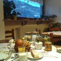 Le Clocher Du Mont Blanc