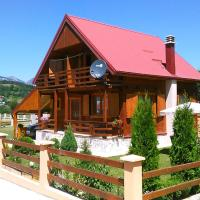 Lodge Breza Lux