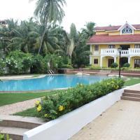 Golden Sand Villa