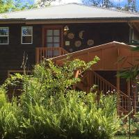 Volcano Bamboo View Cottage