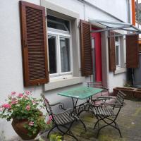 City-Appartement im Hinterhof