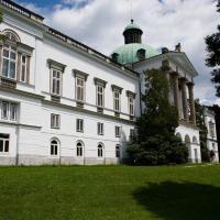 Hotel Zámok Topoľčianky