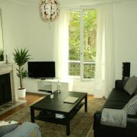 Appartement spacieux et calme