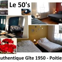 50's Authentique Gîte 1950