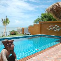 Villa Goldenmoon Beachfront Piscine