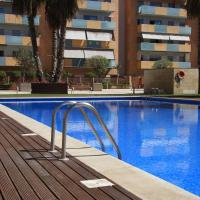 Barcelona Olympic Apartment