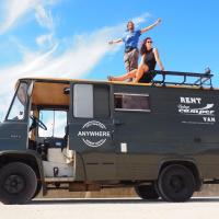 Anywhere Destination Nomad Hostel