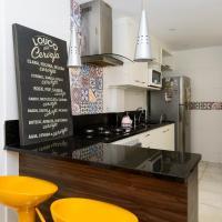 2 quartos com cozinha gourmet