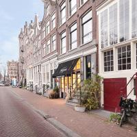 Jordaan Apartments Amsterdam Canal View