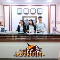 Hotel Kazakhfilm